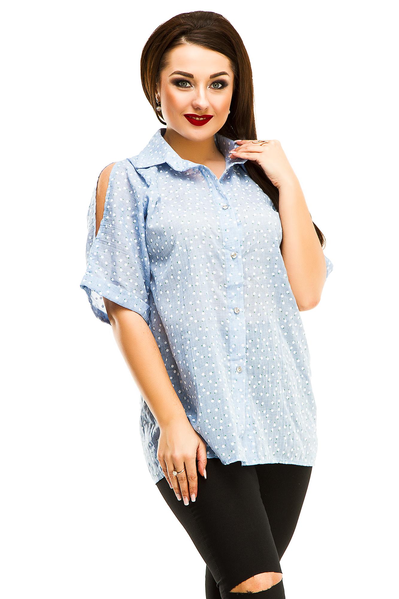 Женская рубашка 5018