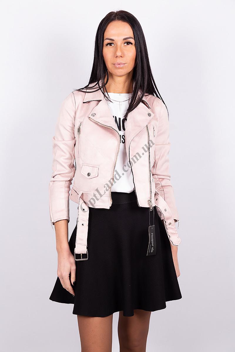 Женская велюровая куртка 1888-1