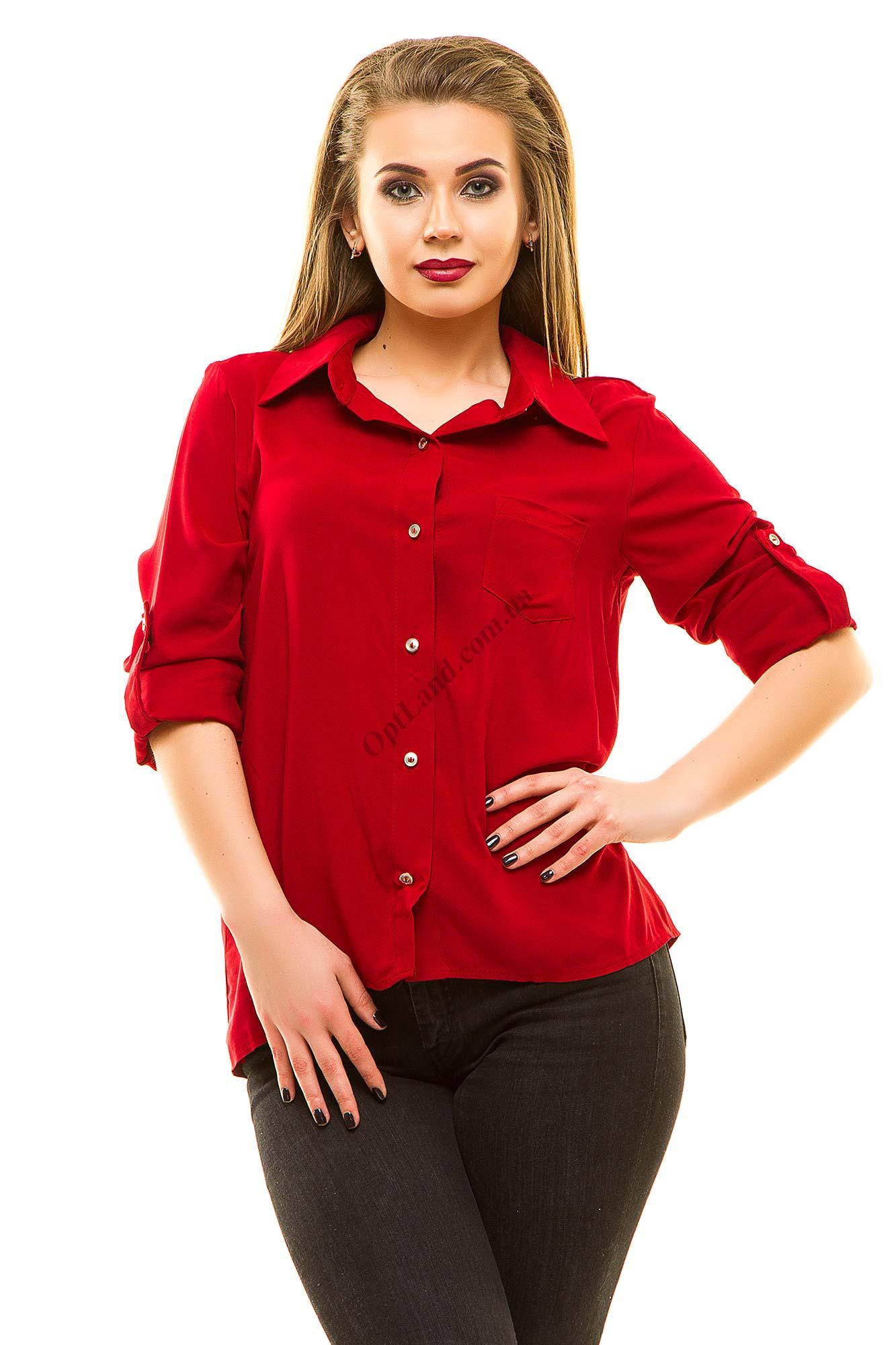 Рубашка женская 197 батал