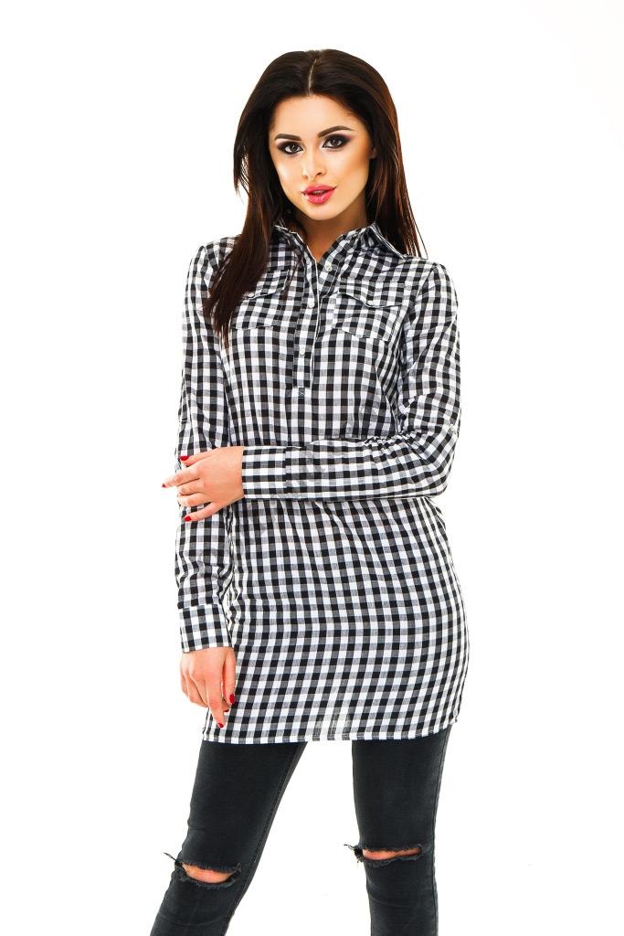 Рубашка-туника женская 110