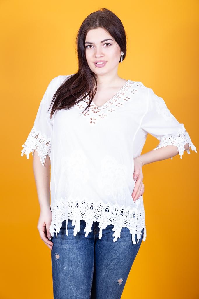Кружевная блуза 291