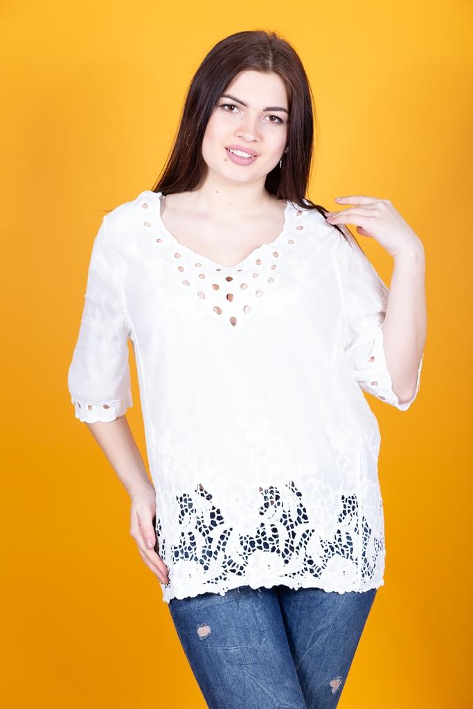 Кружевная блуза 293