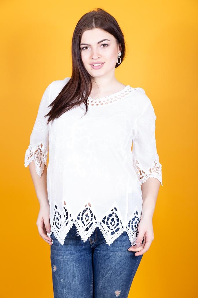 Кружевная блуза 294