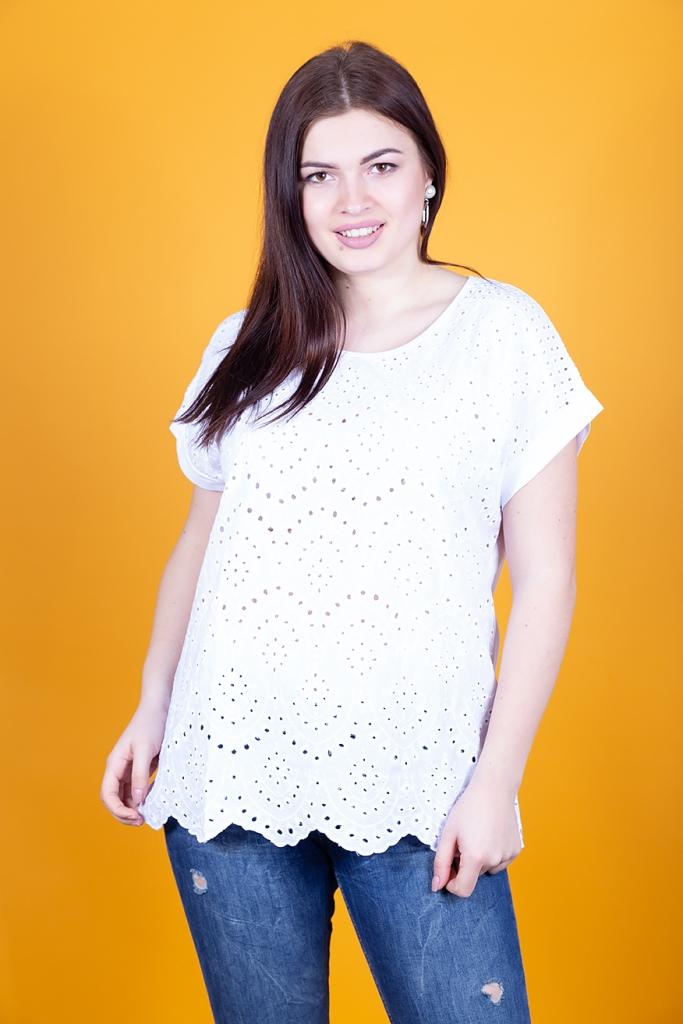 Кружевная блуза 297
