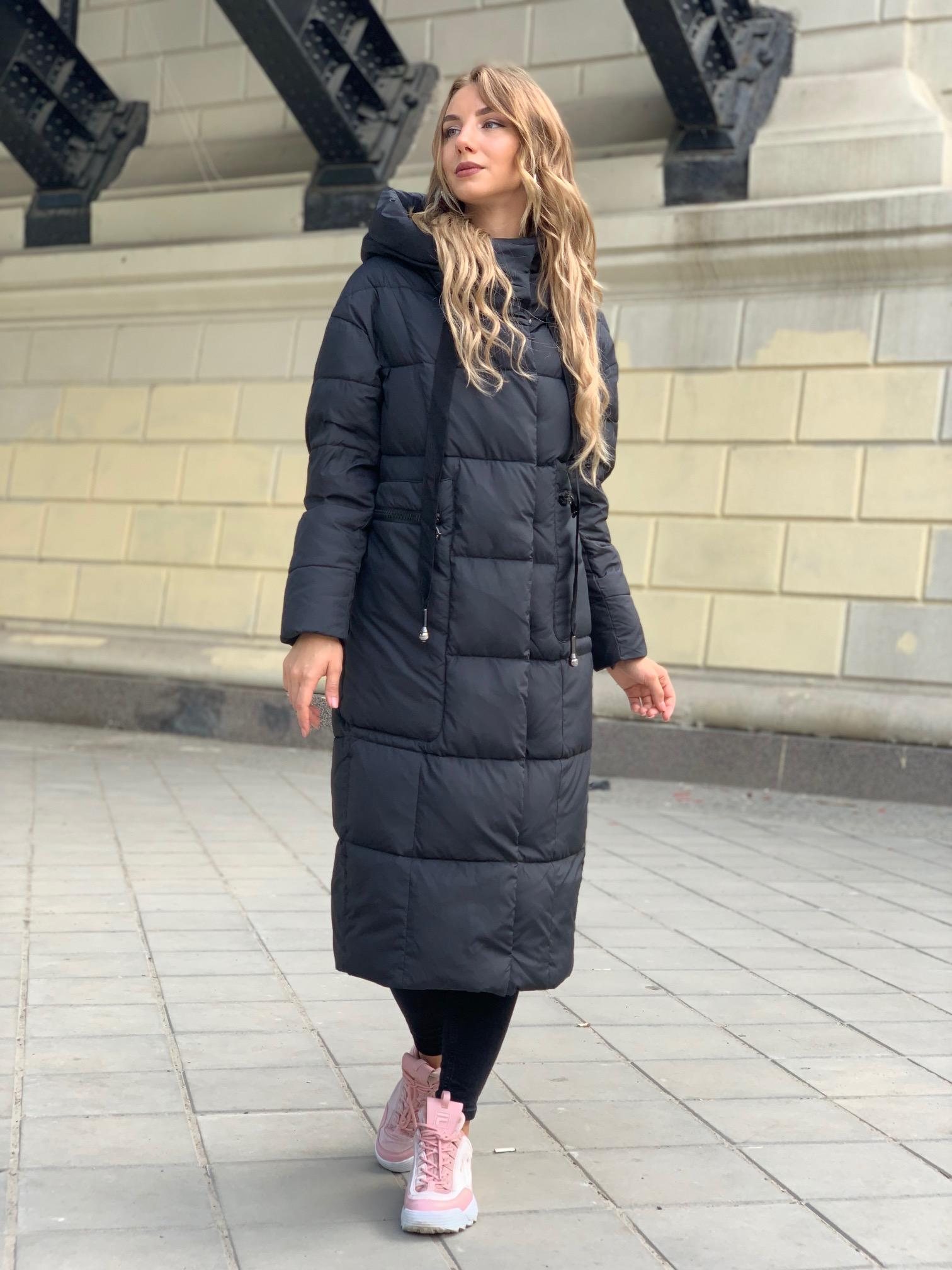 Зимняя куртка-одеяло Hailuozi 657